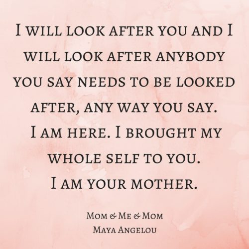 A Mothers Love Quotes Adorable For The Love Of Books And Mom 12 Literary Quotes For Mother's Day