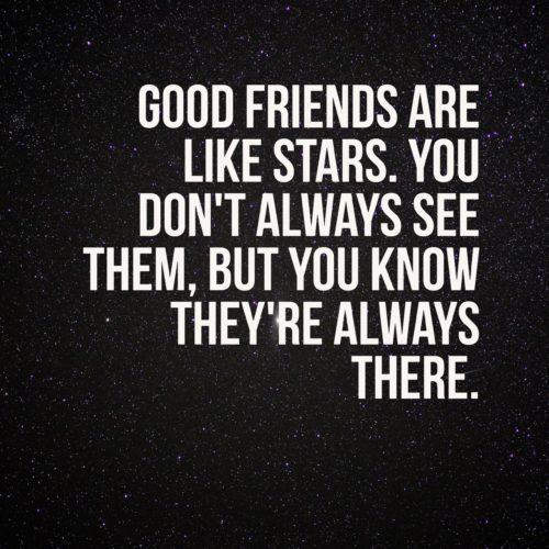 friendship day quote